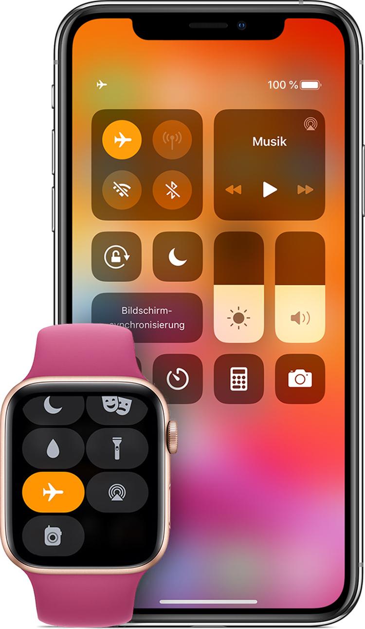 Flugmodus Iphone