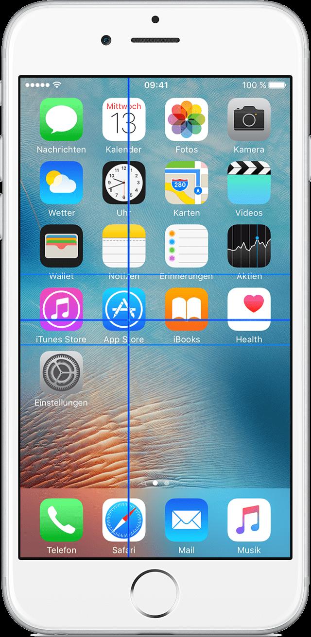 Schaltersteuerung als Bedienungshilfe für Ihr iPhone, iPad oder ...