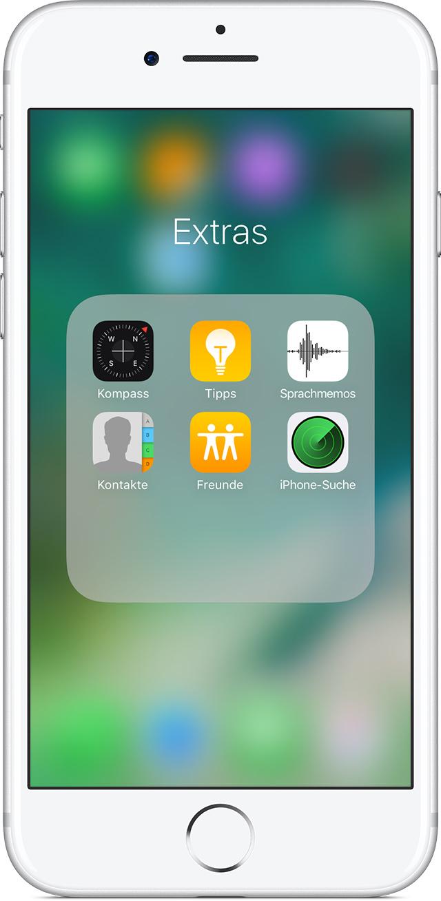 Iphone Apps Verschieben Auf Andere Seite
