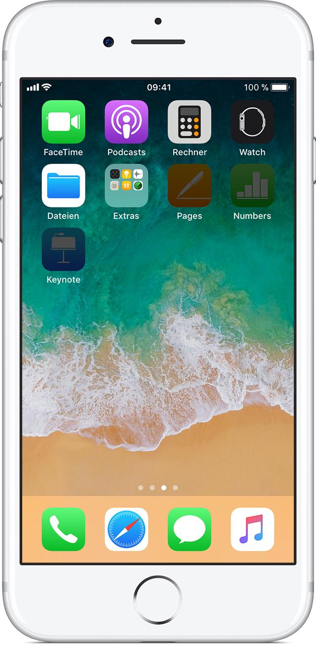 ich kann keine apps mehr installieren iphone 6