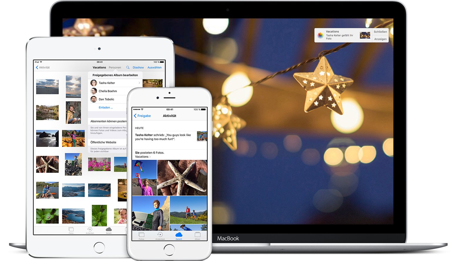 Shared photos on iphone ICloud: Create a shared album with iCloud Photo Sharing