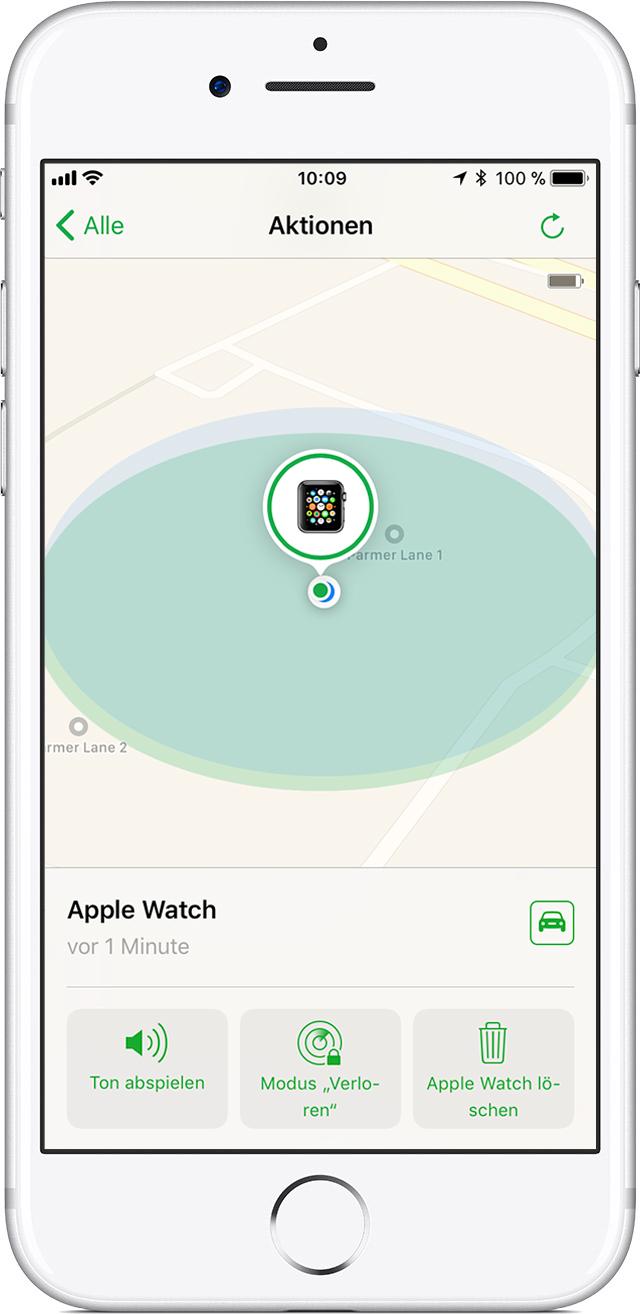iphone 7 Plus orten lassen ohne icloud