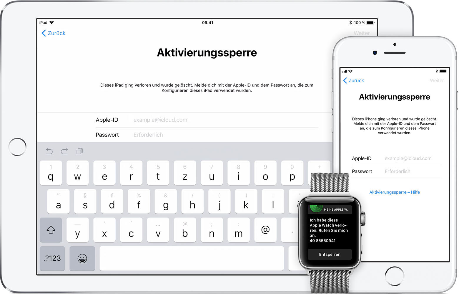apple iphone support aktivierungssperre quot mein iphone suchen quot apple support 1733