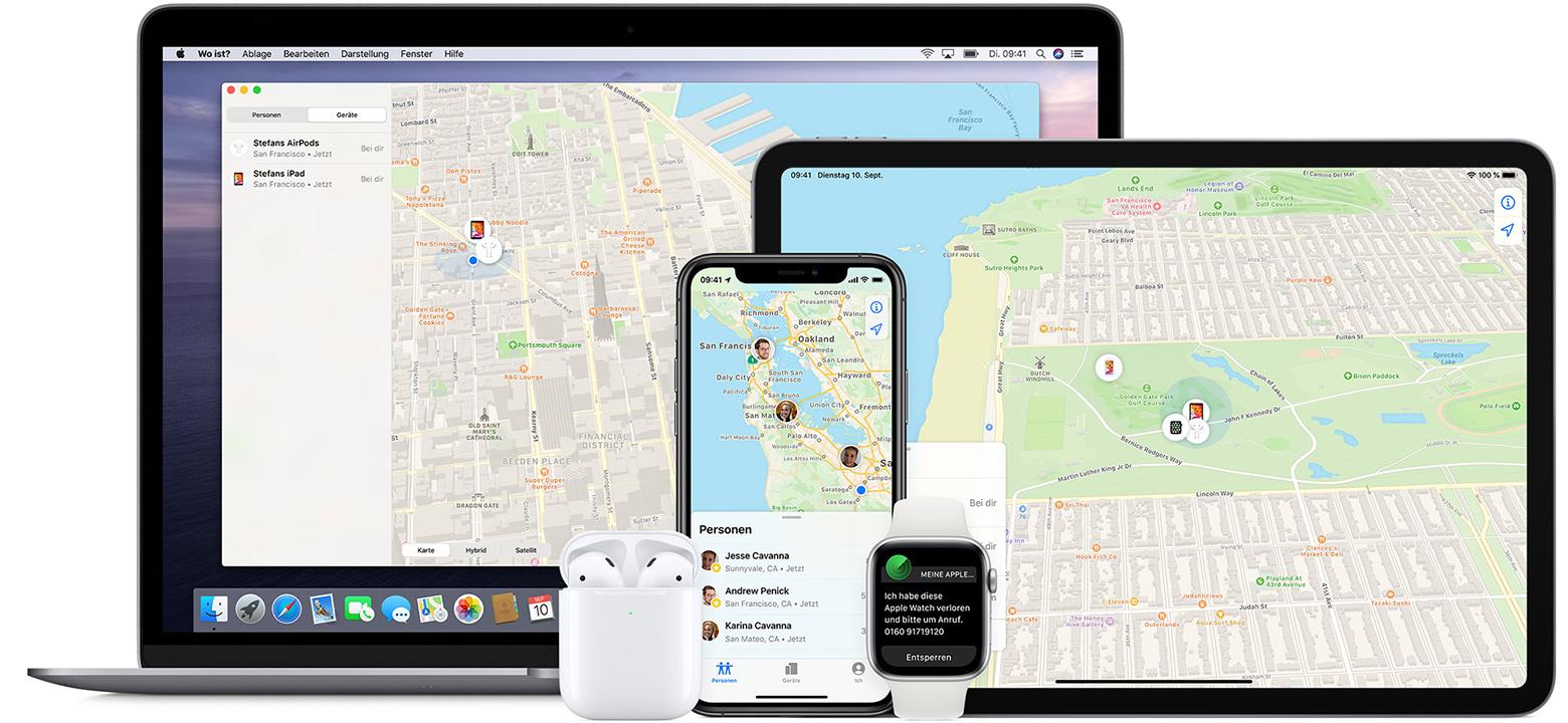 Was man vor dem Löschen der Apple-ID machen soll
