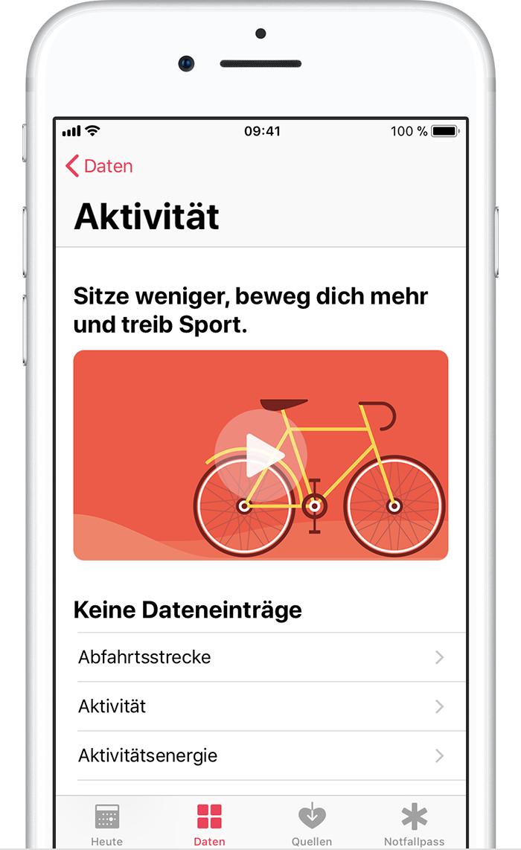 Iphone App Daten Sichern