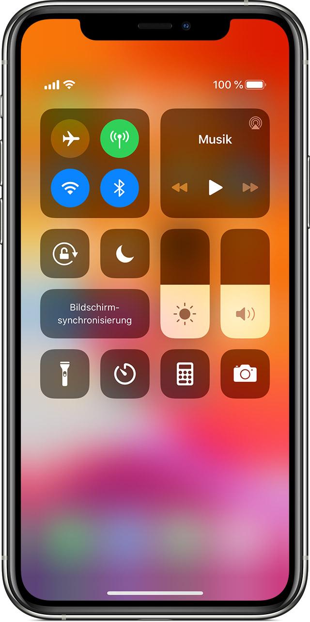 Bildschirm Filmen Iphone