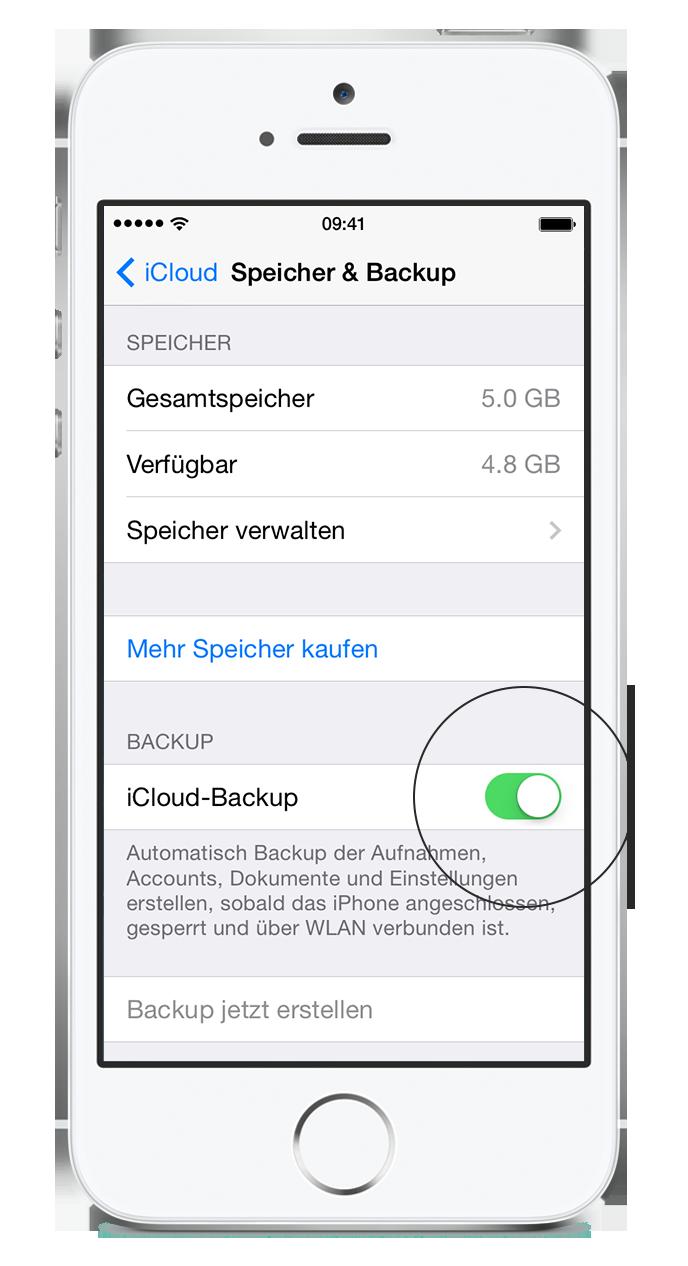 Neues iphone aktivieren mit icloud