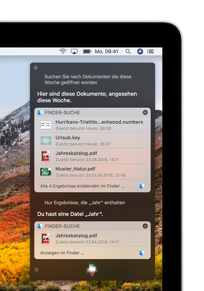 Siri Auf Dem Mac Verwenden Apple Support