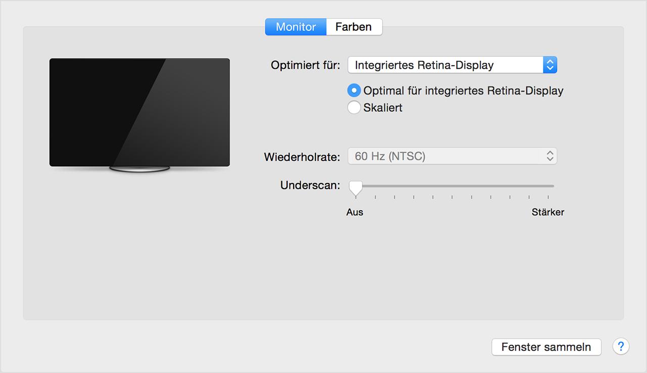MacBook Pro (13-Zoll, Ende 2016, zwei Thunderbolt 3-Anschlüsse).