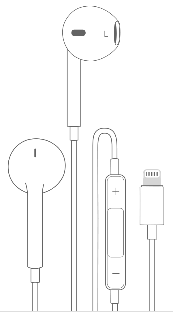 use apple headphones with your iphone, ipad, and ipod