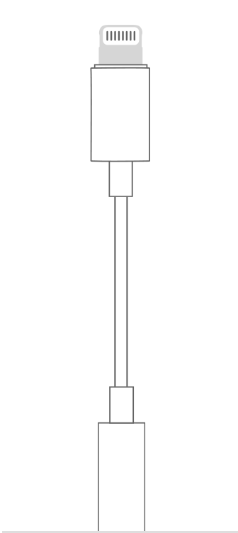 lightning to 3 5 mm headphone jack adapter