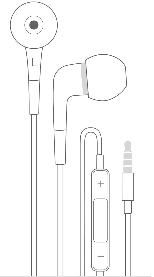 How to connect new iphone headphones to mac