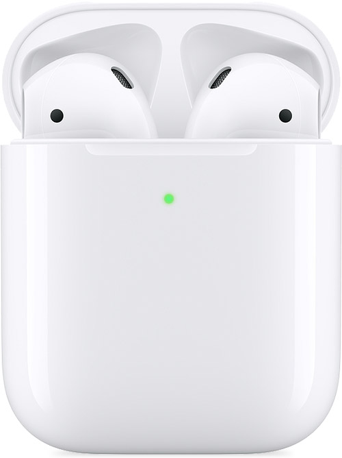 huge discount b88c9 97de4 Charge your AirPods with charging case and learn about battery life ...