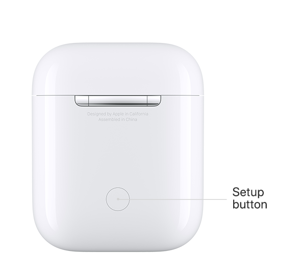 Airpod 2nd Generation White Light Not Fl Apple Community
