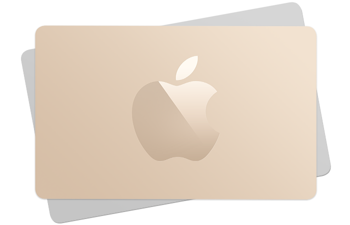 Apple store carte cadeau