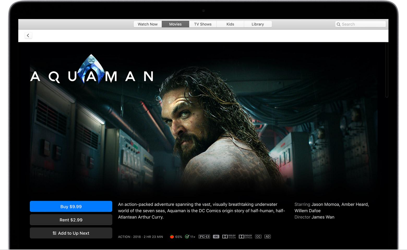 Download movie for macbook