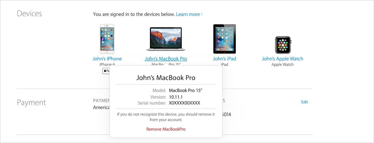 icloud - Understanding Apple's per-ID 10-device limit ...