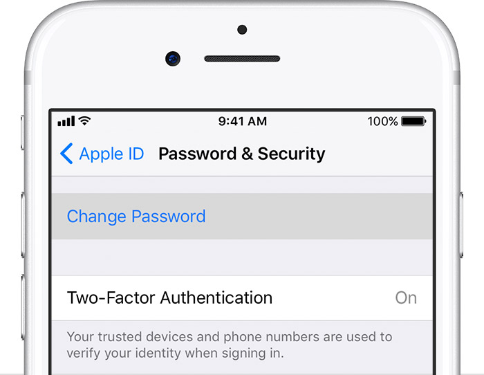 how do i change my apple id on my iphone if you forgot your apple id password apple support 6875