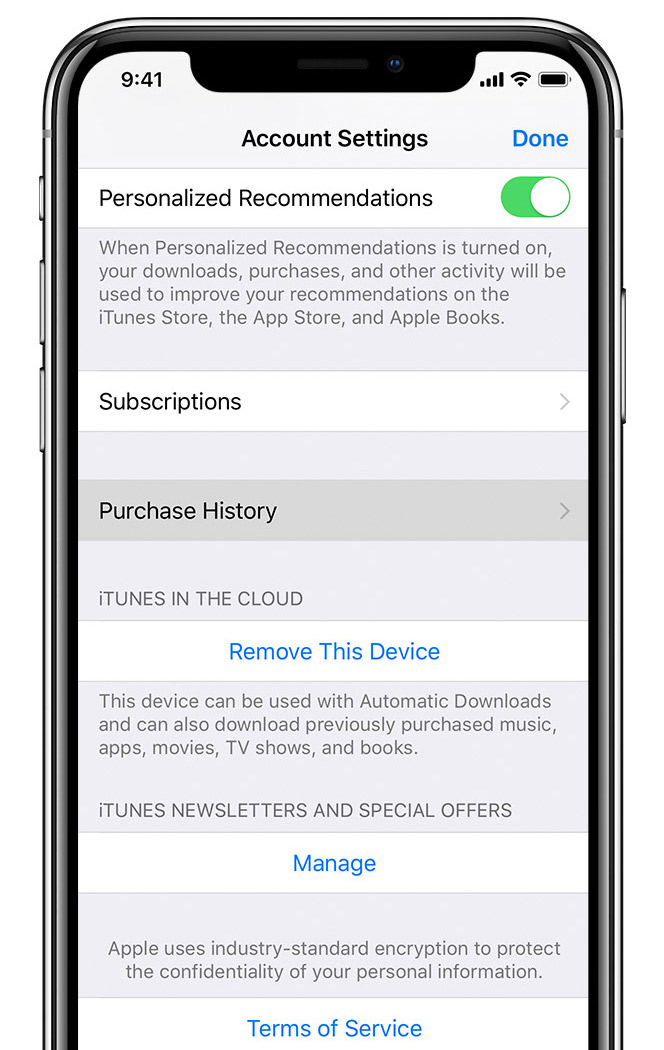 Request a refund for an App Store or iTunes Store purchase - Apple