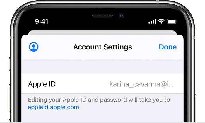 If You Forgot Your Apple Id Apple Support