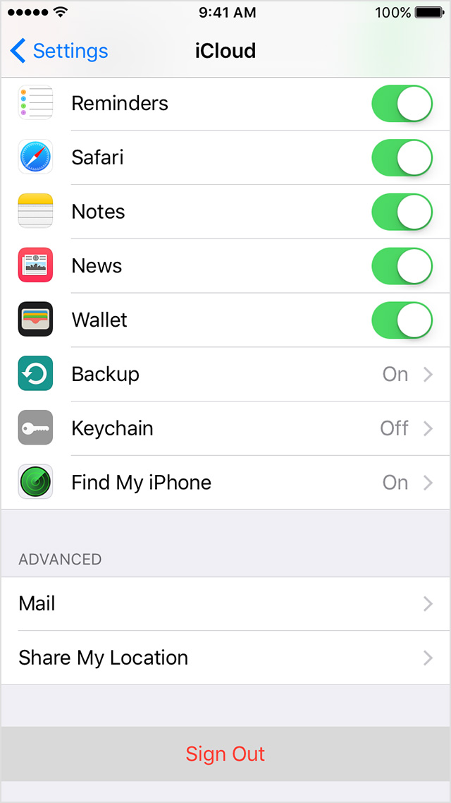 how to change your apple icloud email