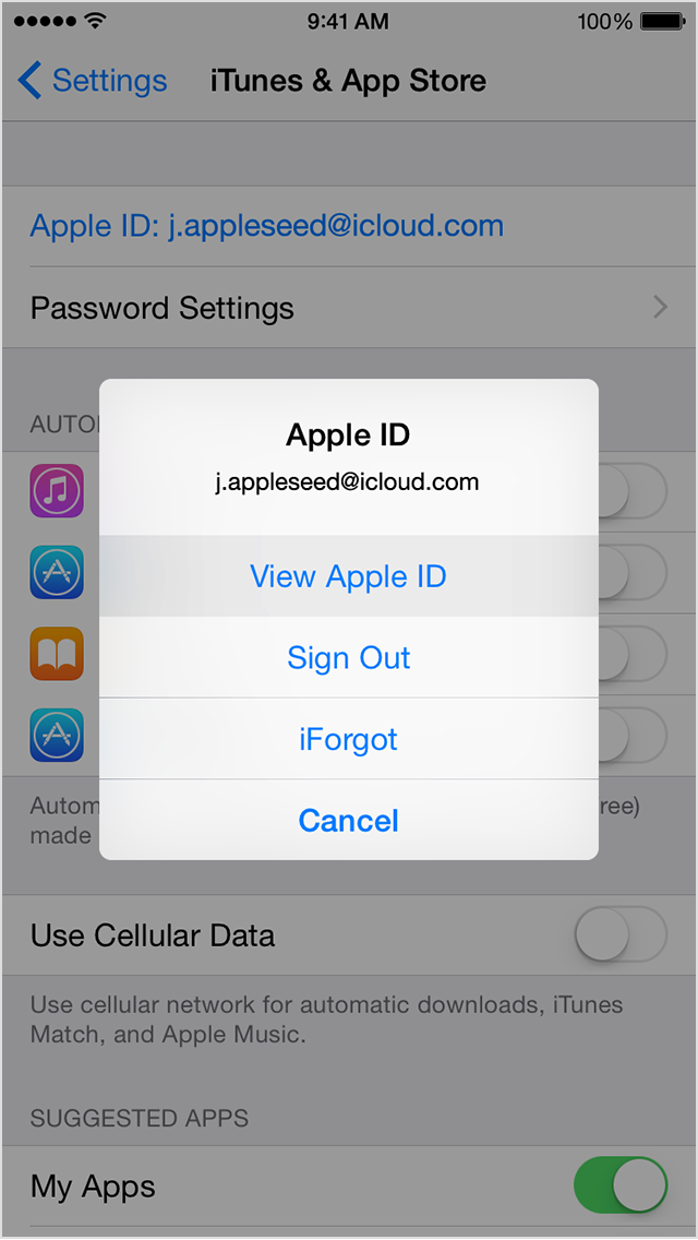 How to change bank details on apple account
