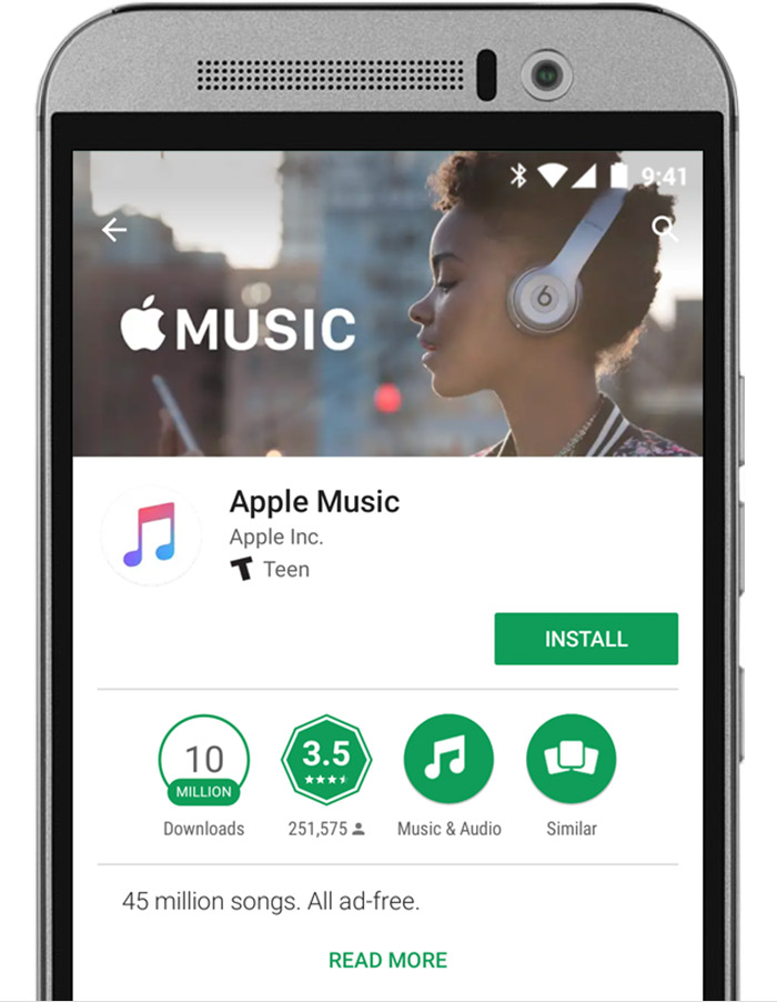 join apple music on android apple support