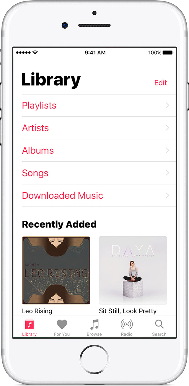Use Apple Music On Your Iphone, Ipad, Ipod Touch, Or Android Phone