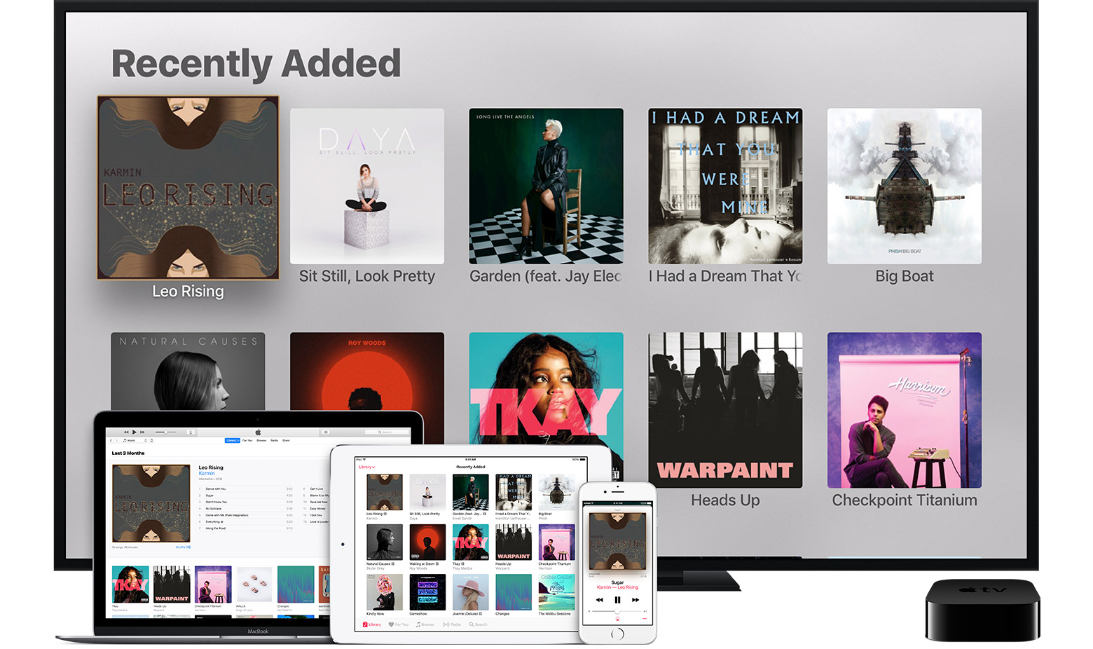how to open apple music on mac