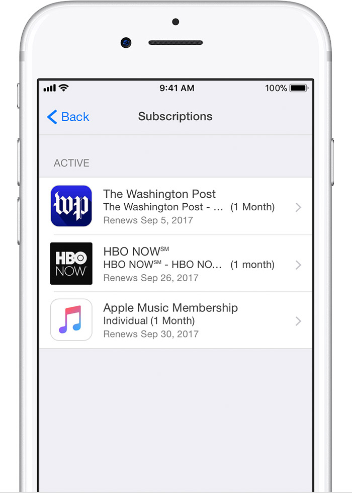 Apple Iphone News Settings