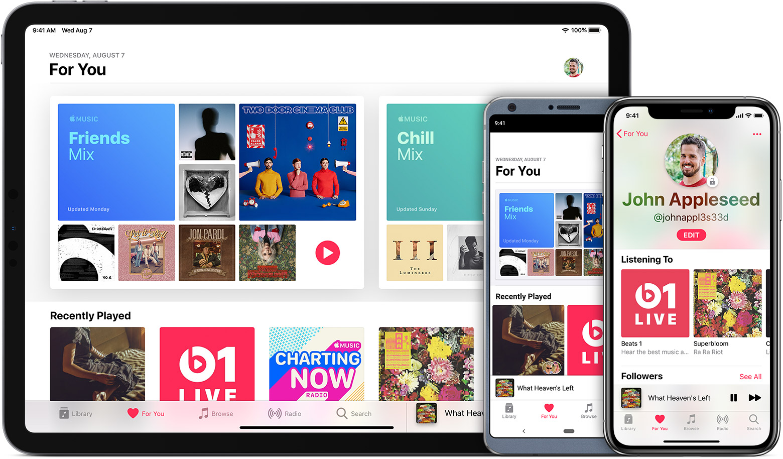 Image result for apple music on iphone
