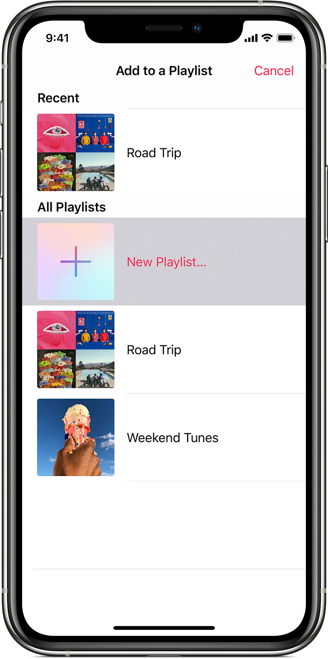 Create And Share Le Music Playlists Support