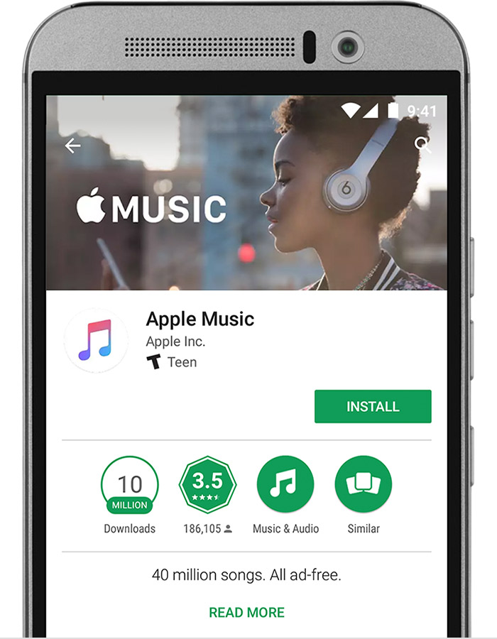 Join Apple Music On Your Android Phone Apple Support