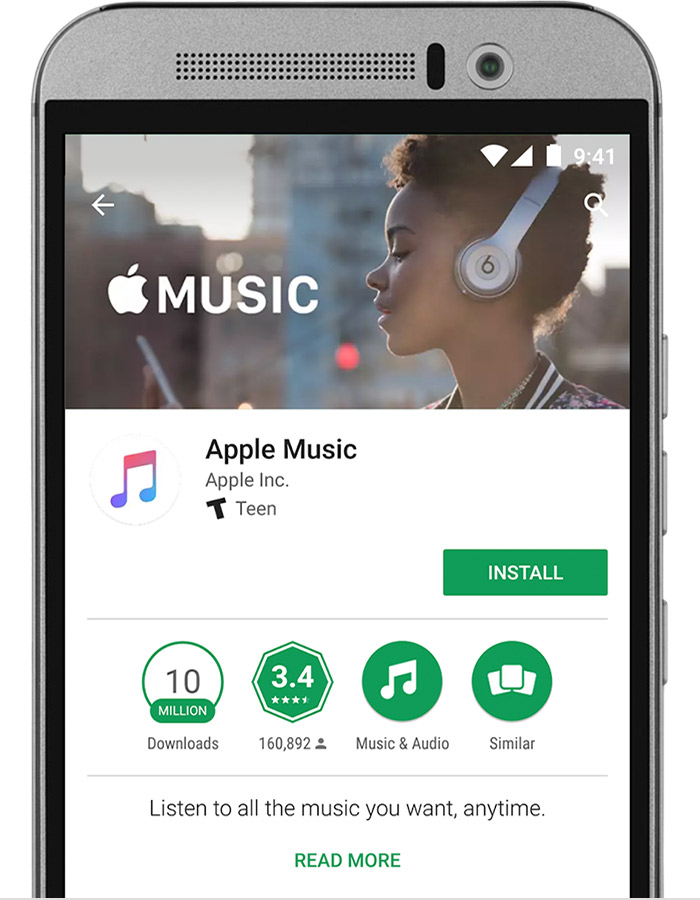 how to play music from android to mac