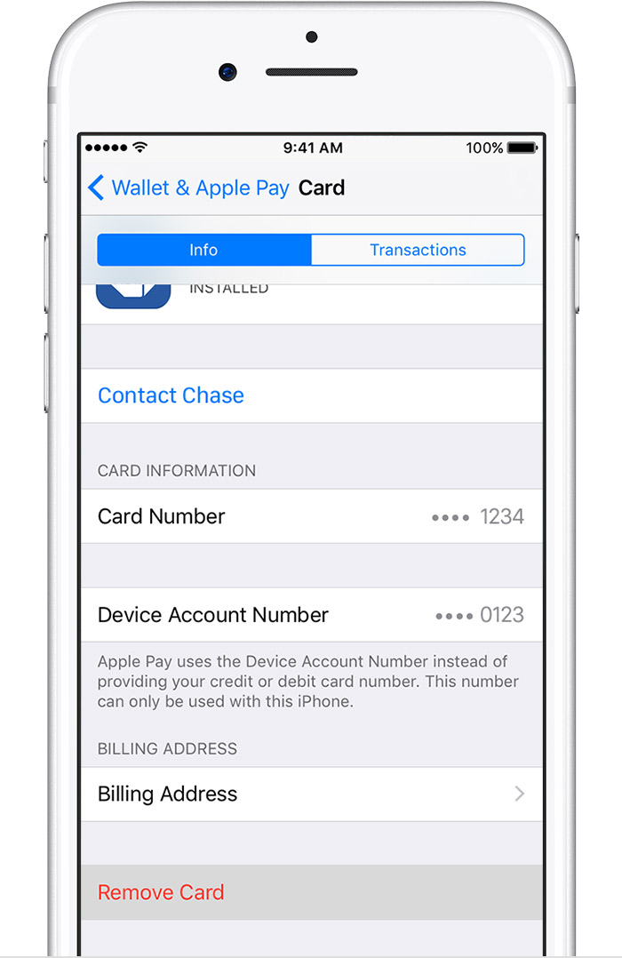 how do you remove your credit card from y apple community