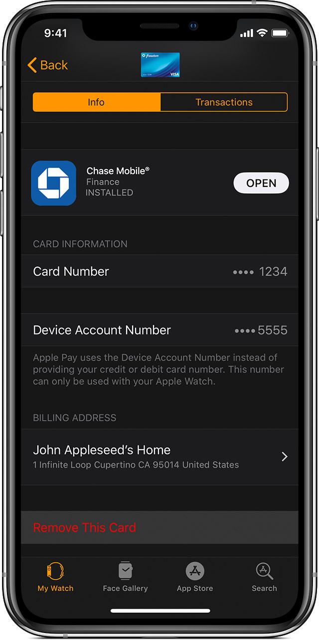 Apple Pay карта по умолчанию: как сделать, поменять, выбрать, изменить