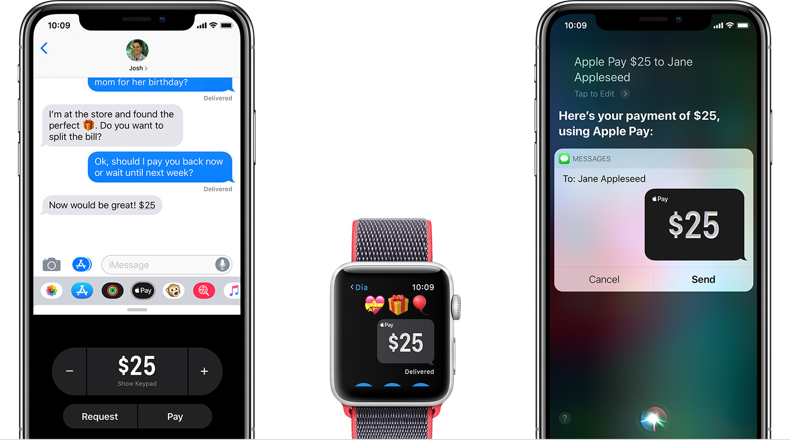 Send, receive, and request money with Apple Pay - Apple Support
