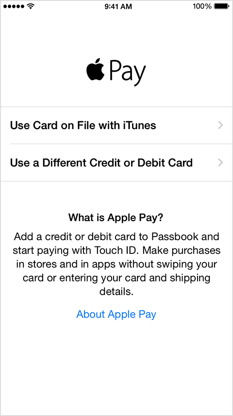how to add itunes card to account on iphone