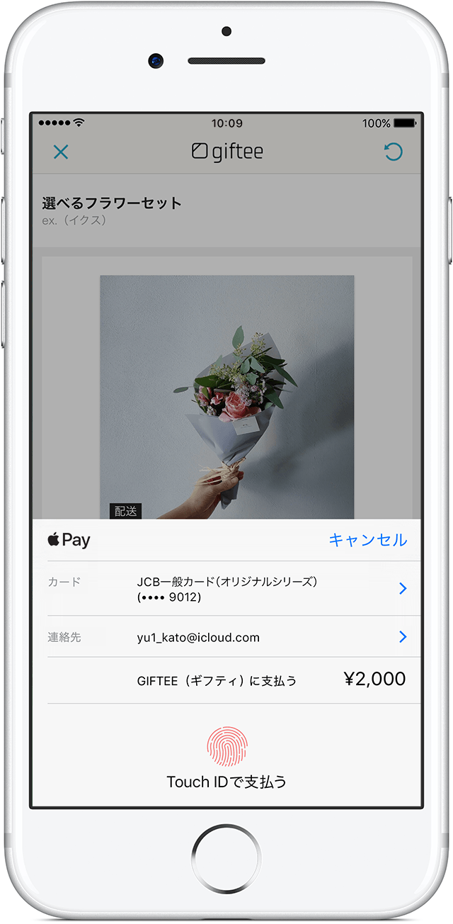 how to use apple pay in store