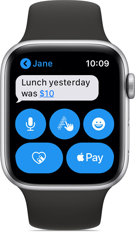 How to send Apple Cash on Apple Watch