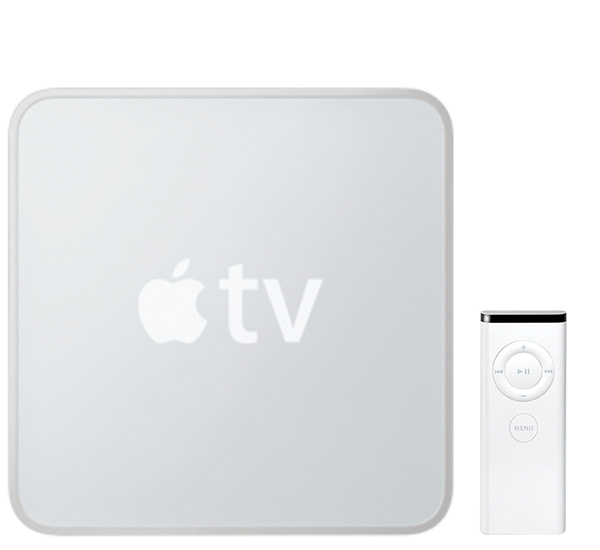 modelo 1 da apple tv