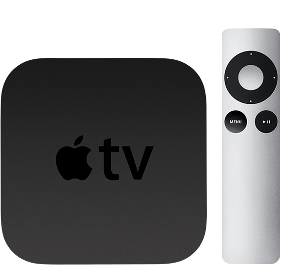 modelo 3 da apple tv