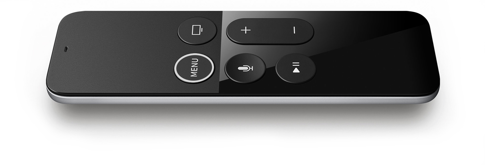 Use your Siri Remote or Apple TV Remote with your Apple TV