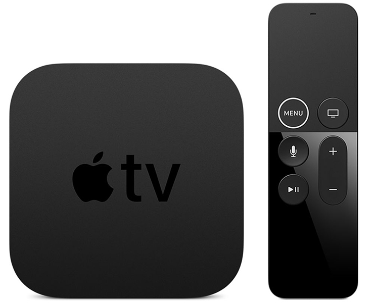 koppla in apple tv