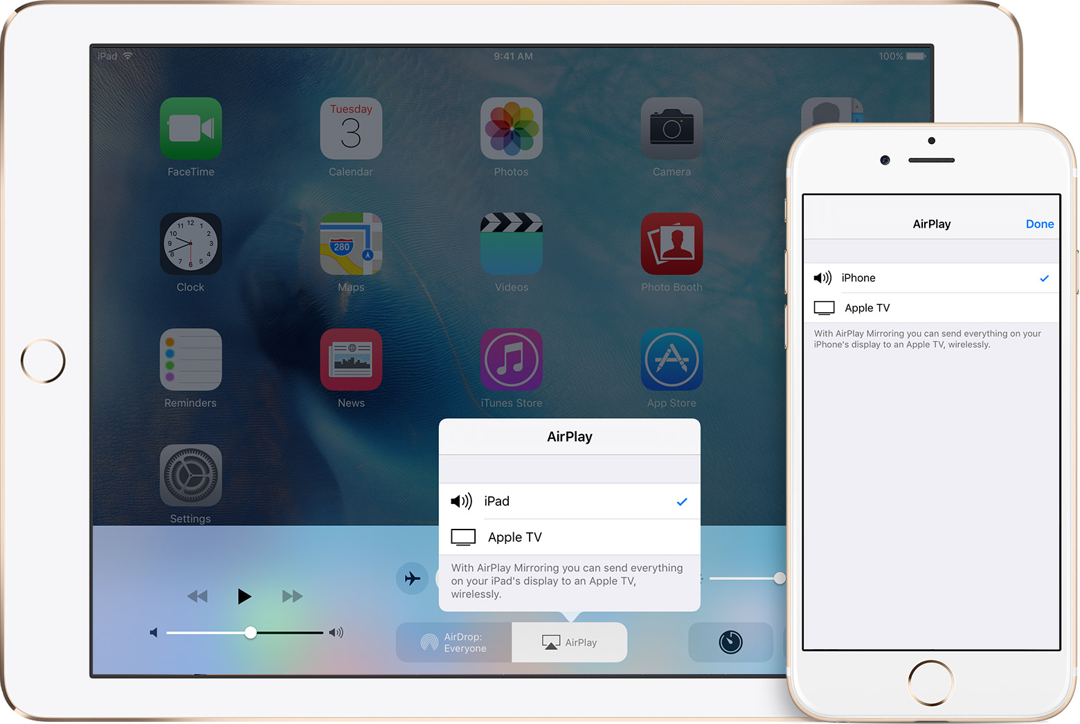 Turn Airplay Off