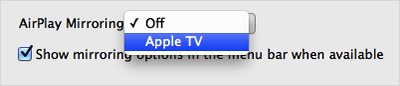 Mountain Lion preferences