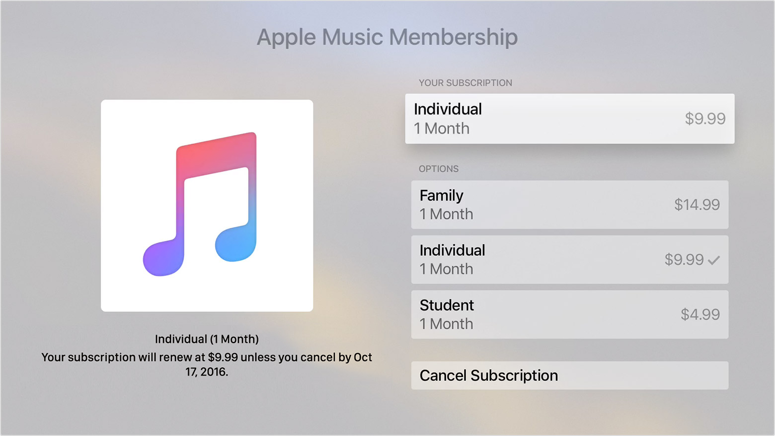 how to put new apple account on iphone