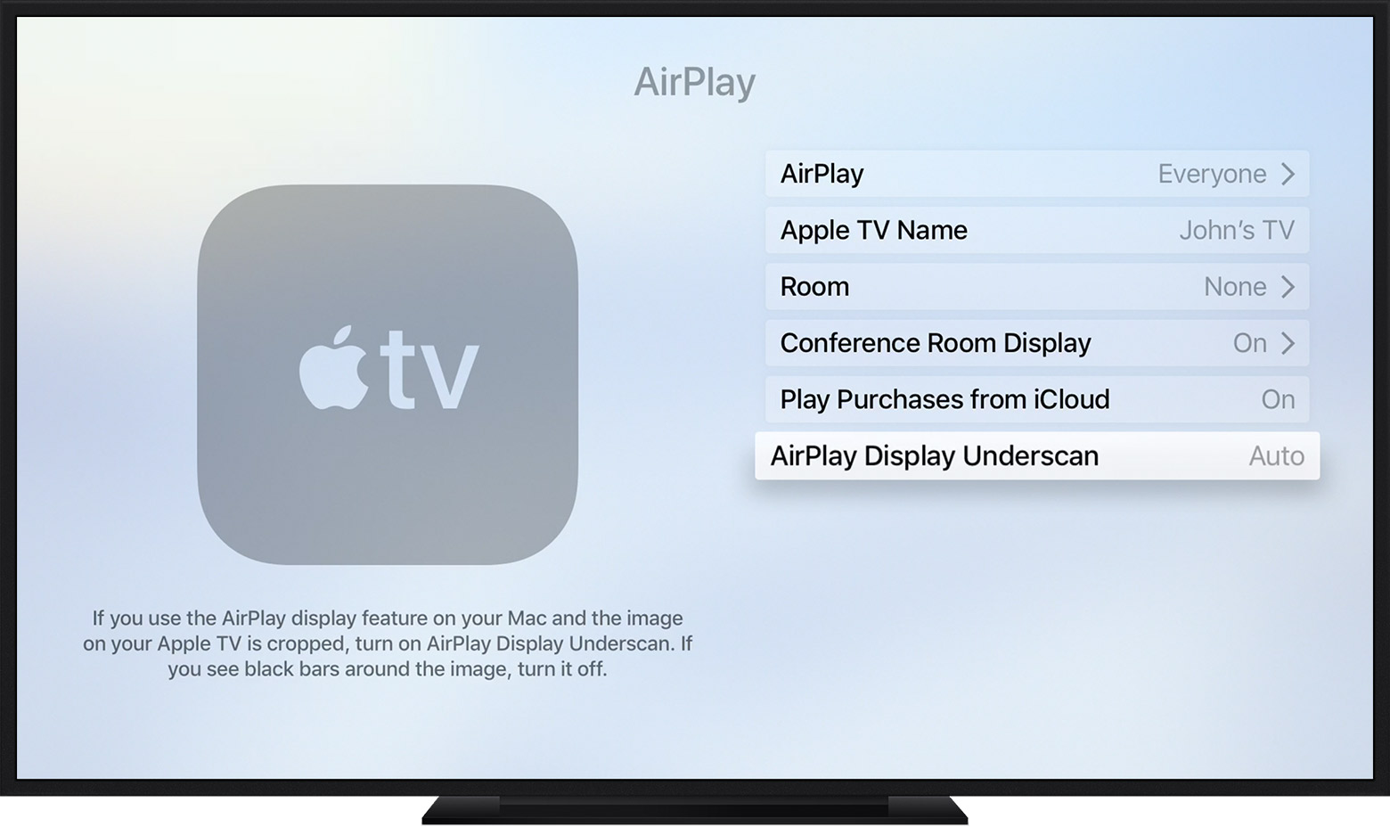 First: Make Sure Your AirPlay Is Enabled on Your Apple TV