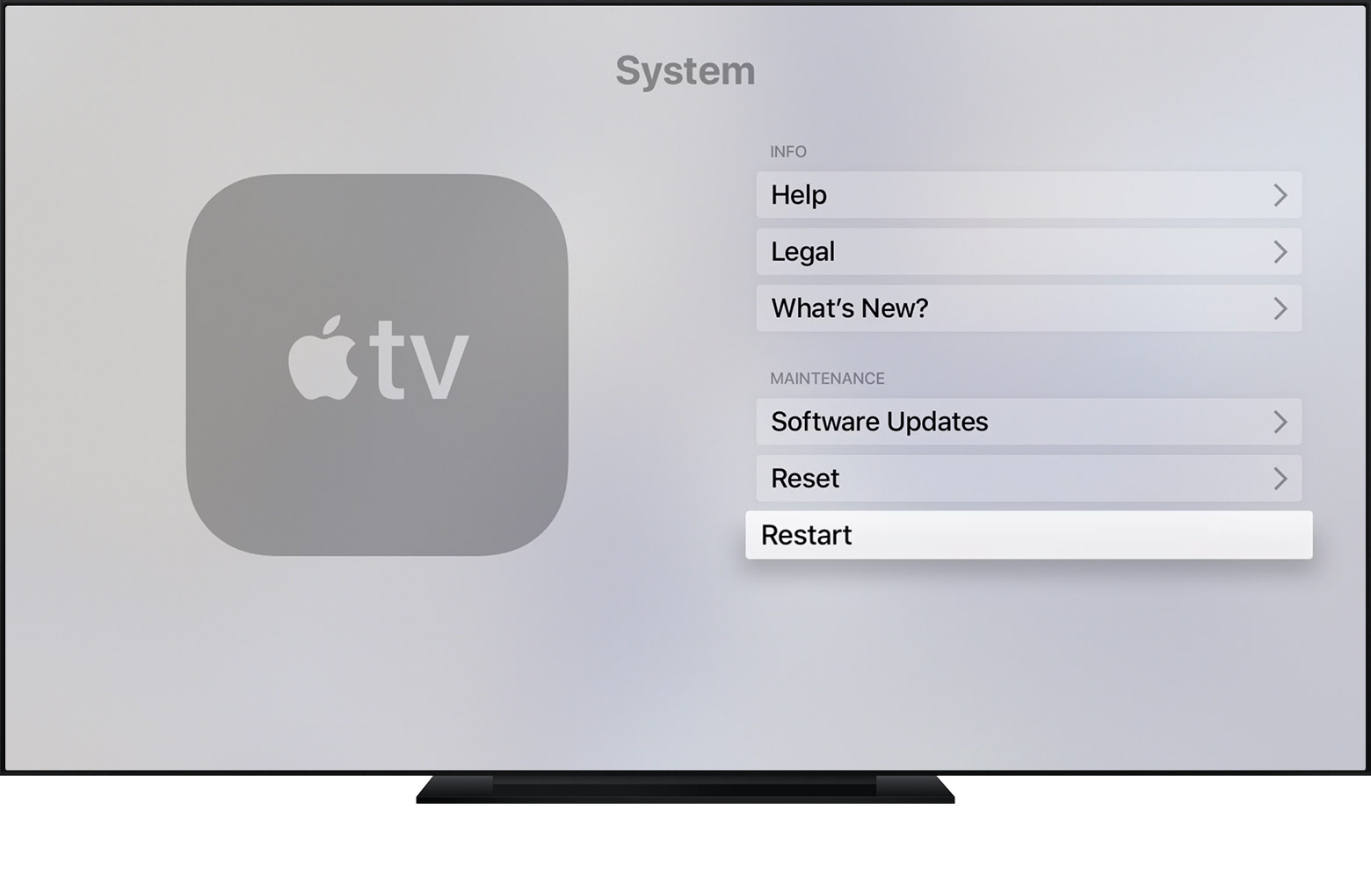 If you can't stream or watch films or TV shows from the Apple TV app,  iTunes Store or third-party apps – Apple Support