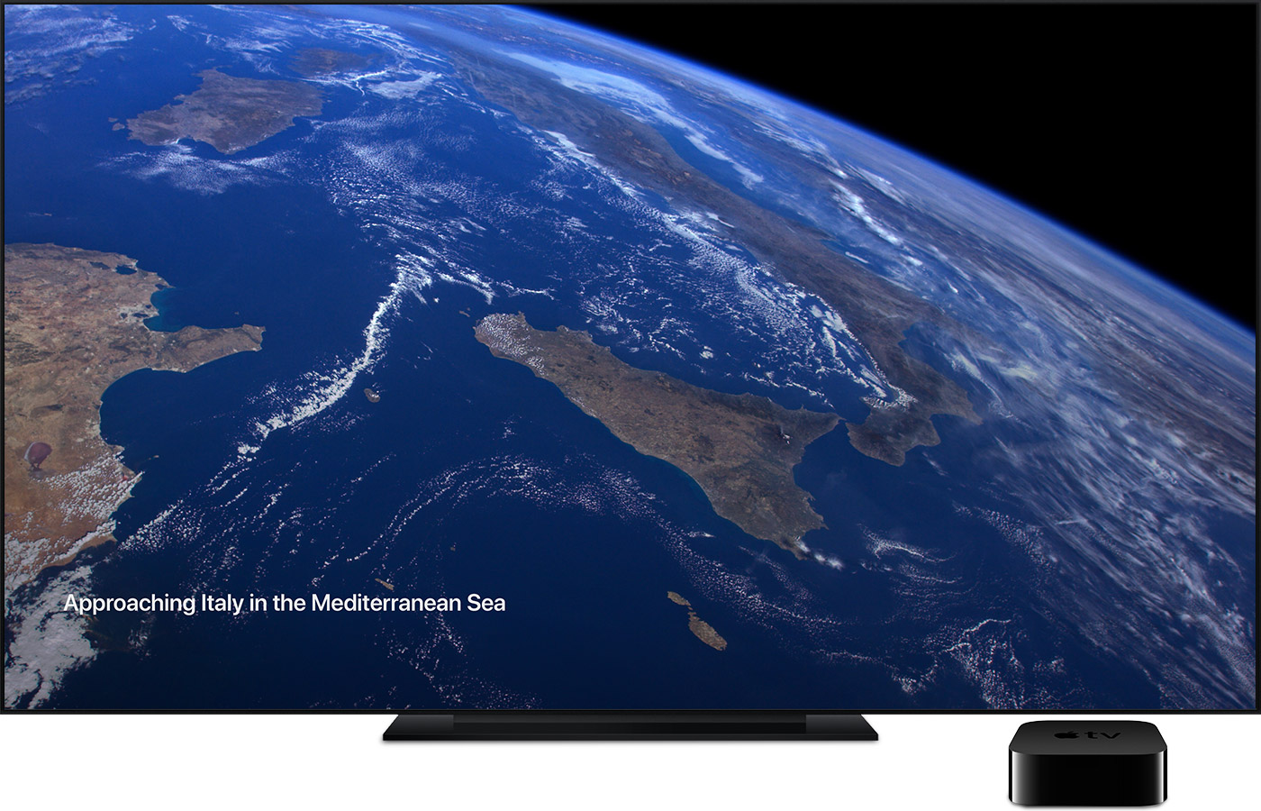Aerial screen savers on your Apple TV - Apple Support